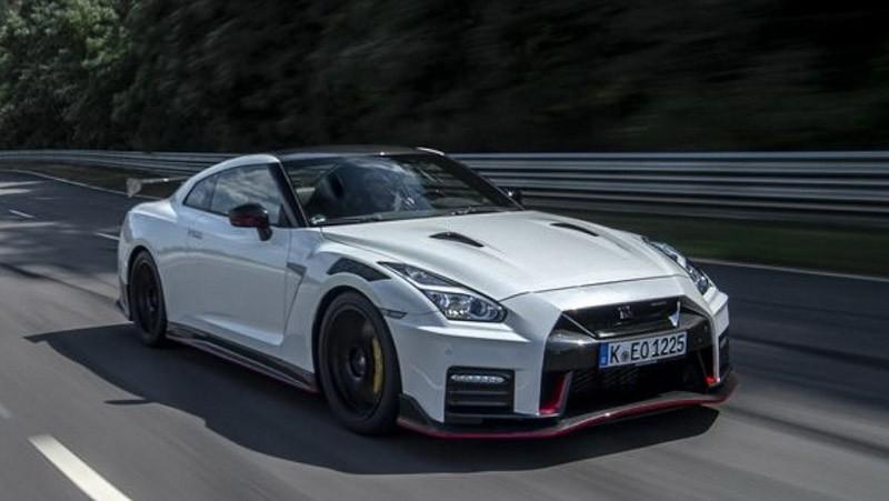 Spesifikasi Nissan GT-R 'Godzilla' yang Tewaskan Wakil Jaksa Agung