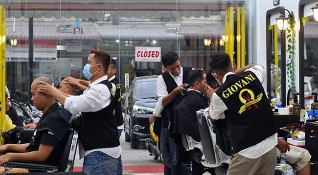 Tips Sukses Bisnis Barbershop Ala Giovani Barbershop