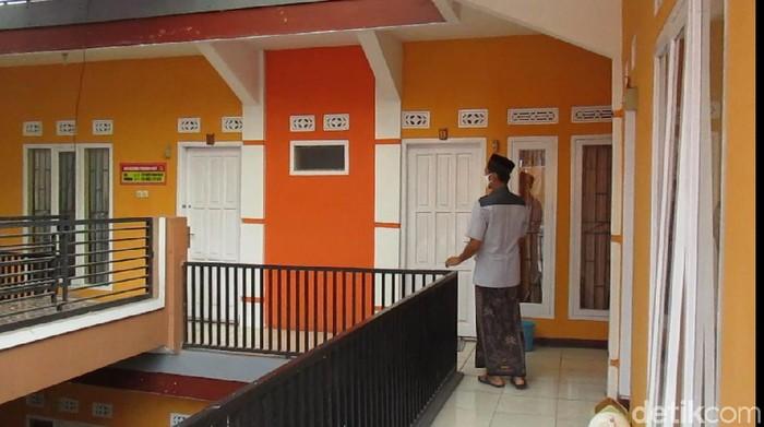 Mahasiswa Masih Kuliah Daring, Bisnis Indekos di Jatinangor Lesu