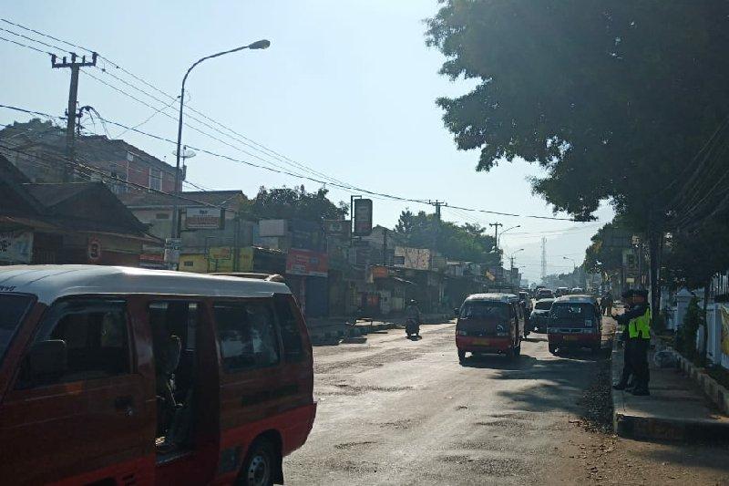 Transportasi di Kabupaten Sumedang Kini Bisa Bayar Non-Tunai