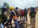 Tuntut Hak Atas Tanah Garapan, Ahli Waris Blokade Jalan Tol Cisumdawu