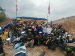 Tuntut Hak Atas Tanah Garapan, Ahli Waris Blokade Jalan Tol Cisumdawu 3