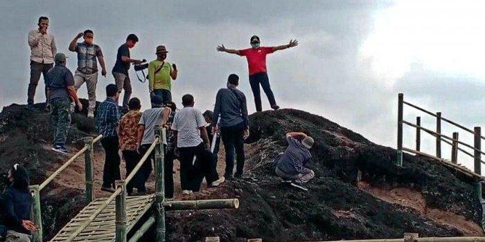 Warga dari Zona Merah Tetap Bisa Berlibur ke Obyek Wisata di Sumedang Saat Libur Panjang