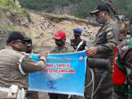 Satpol PP Hentikan Aktivitas Tambang Pasir Ilegal di Sumedang