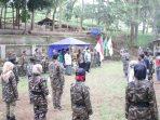 Wabup Menutup Diklatsar Angkatan II PC GP Ansor Banser Sumedang