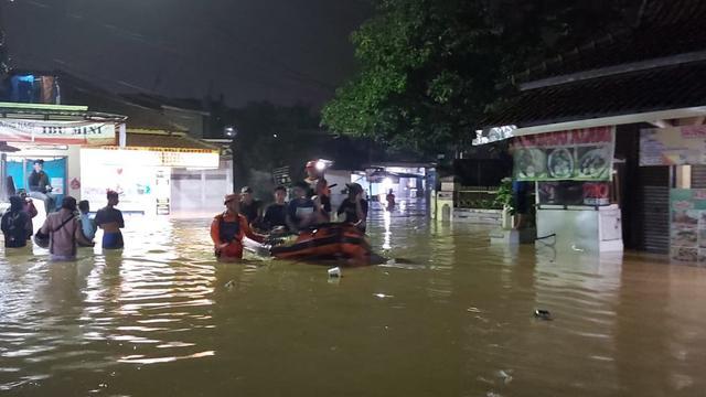 Profesor Unpad Sebut Kerusakan Gunung Geulis Jadi Biang Kerok Banjir Jatinangor